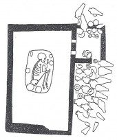 Tarkhangraf, scan uit Ancient Egyptian Tombs, S. Snape: Frans Sanders